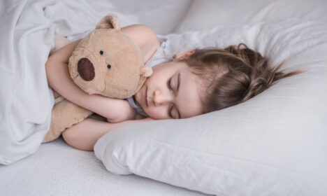 nebulizacja w trakcie snu